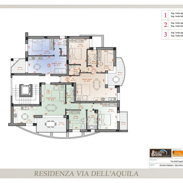 Appartamenti disponibili